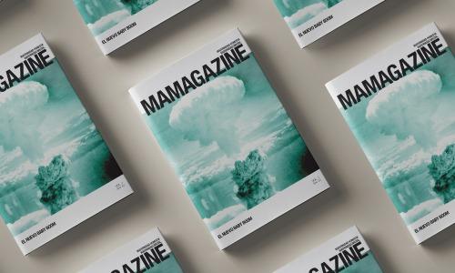 MaMagazine, revista de maternidad honesta. De maternidad brutal.